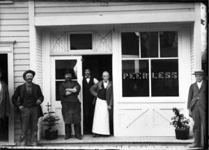 Peerless Saloon